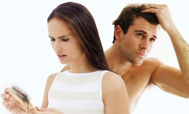 prima perdita capelli cosa fare