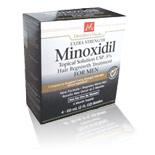 curare l'alopecia - Minoxidil FARMACO